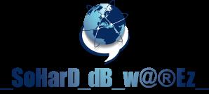 _SoHarD_dB_w@®Ez_ Logo